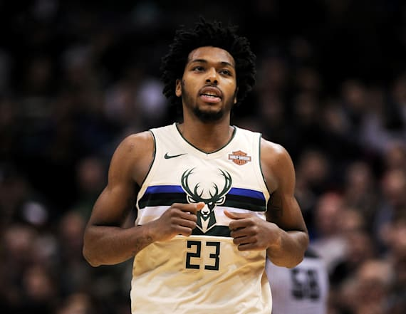 Sterling Brown sues Milwaukee, police department