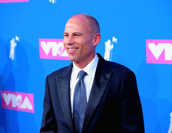 Stormy Daniels' lawyer was at the 2018 VMAs