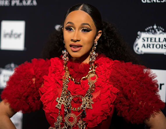 Cardi B, Drake lead 2018 AMA nominations