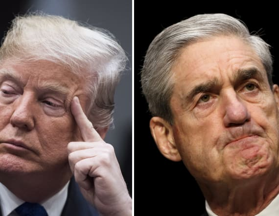 Trump: I still 'would like to' sit down with Mueller