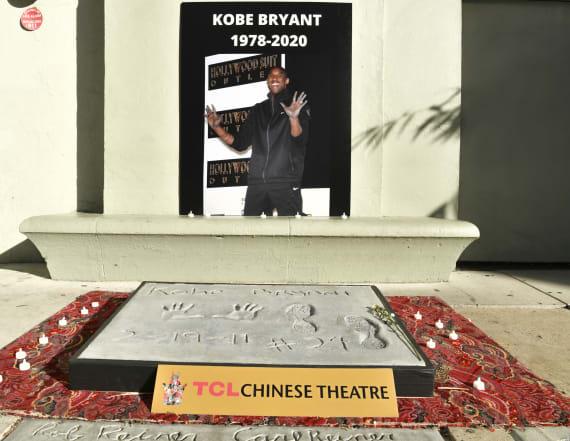 Kobe Bryant memorabilia up for auction