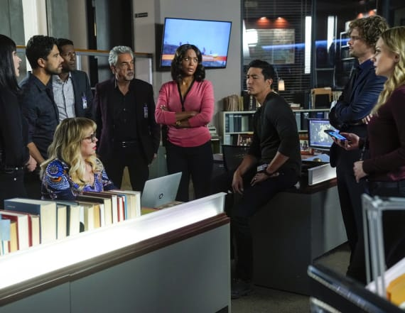 State sues over misconduct on 'Criminal Minds' set