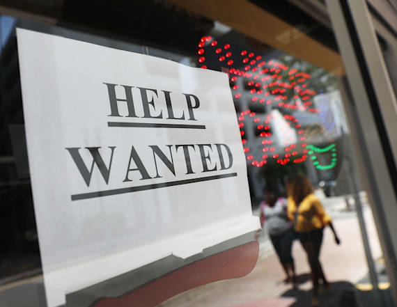 There's not much evidence of a worker shortage