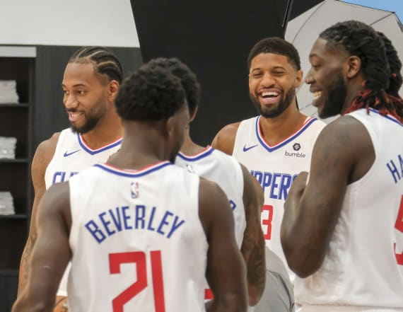 NBA Power Rankings: Where every team stands today