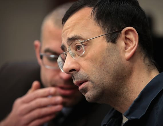 Gymnastics coach to ex-doctor Nassar: 'Go to hell'