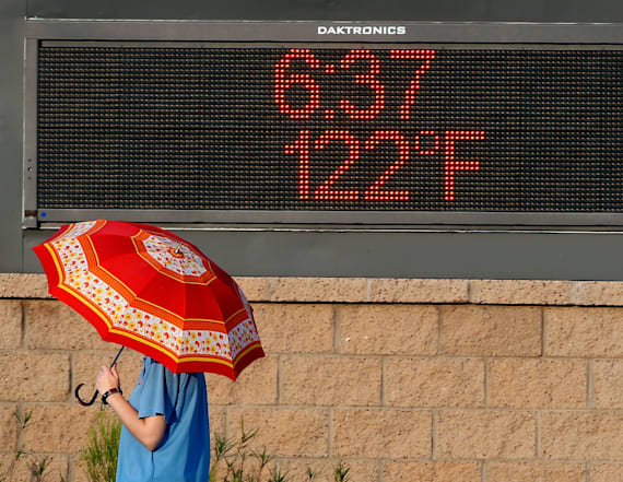 23 million still under excessive heat advisory