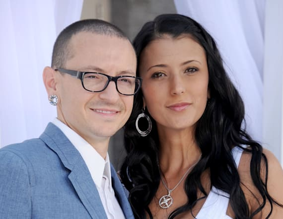Chester Bennington's widow breaks silence on death