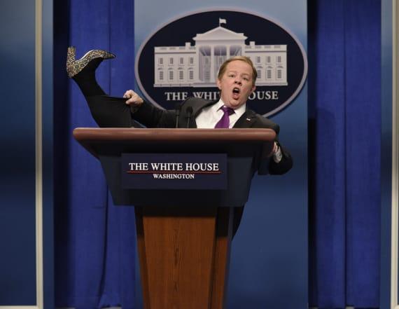 'SNL' fans mourn McCarthy's Spicer impression