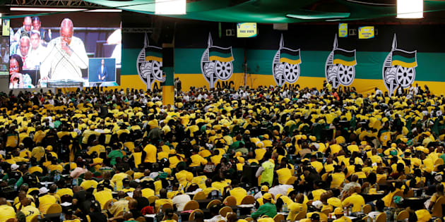 South Africa's ANC Delays Start of Elective Conference