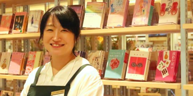 「HIBIYA COTTAGE」店長の花田菜々子さん