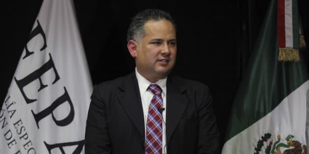 Ex oficial mayor de SEGOB — Santiago Nieto miente