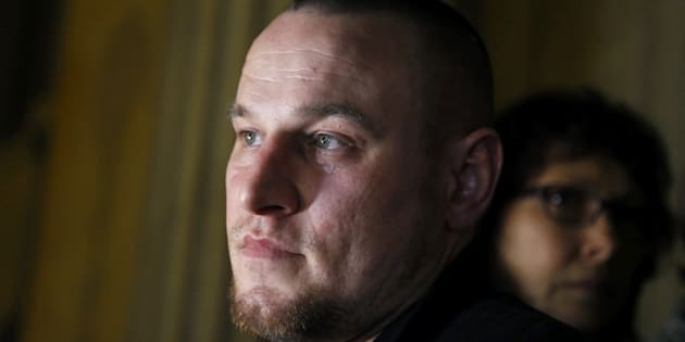 Marc Machin, mis en examen pour viol, retourne en prison.