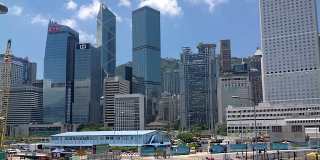 Tightening Its Grip On Hong Kong, China Could Kill Its Golden Goose