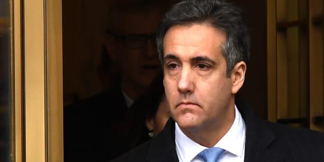 Arresto Cohen, Trump prende le distanze