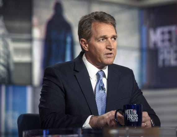 Senator Flake: Trump's 'spygate' is a 'diversion'