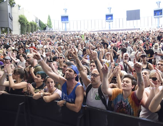 Hundreds treated for illness at Vans Warped Tour