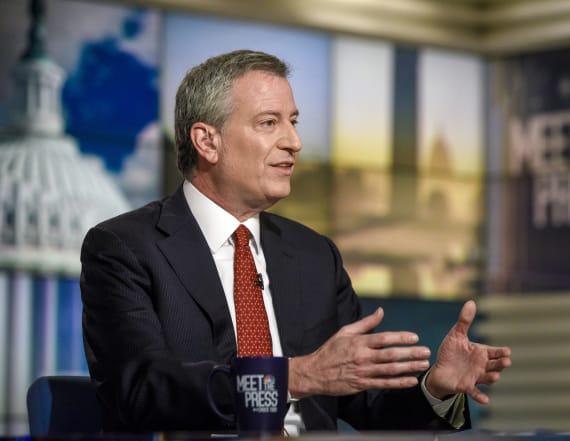 De Blasio criticizes Obama's 'lost window' in office