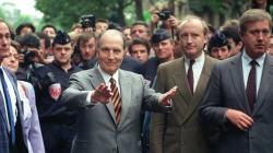 Hubert Védrine sur François Mitterrand: