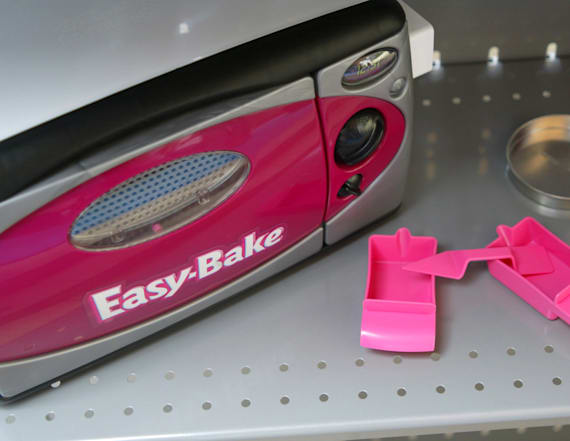 Your old Easy-Bake Oven is now worth hundreds