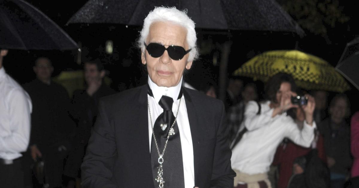 Karl Lagerfeld, il mito dall'anima universale