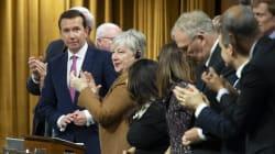 'Politics Matters': Scott Brison Delivers Classy Farewell Speech To