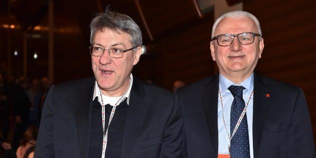 Intesa per Landini nuovo segretario generale della Cgil