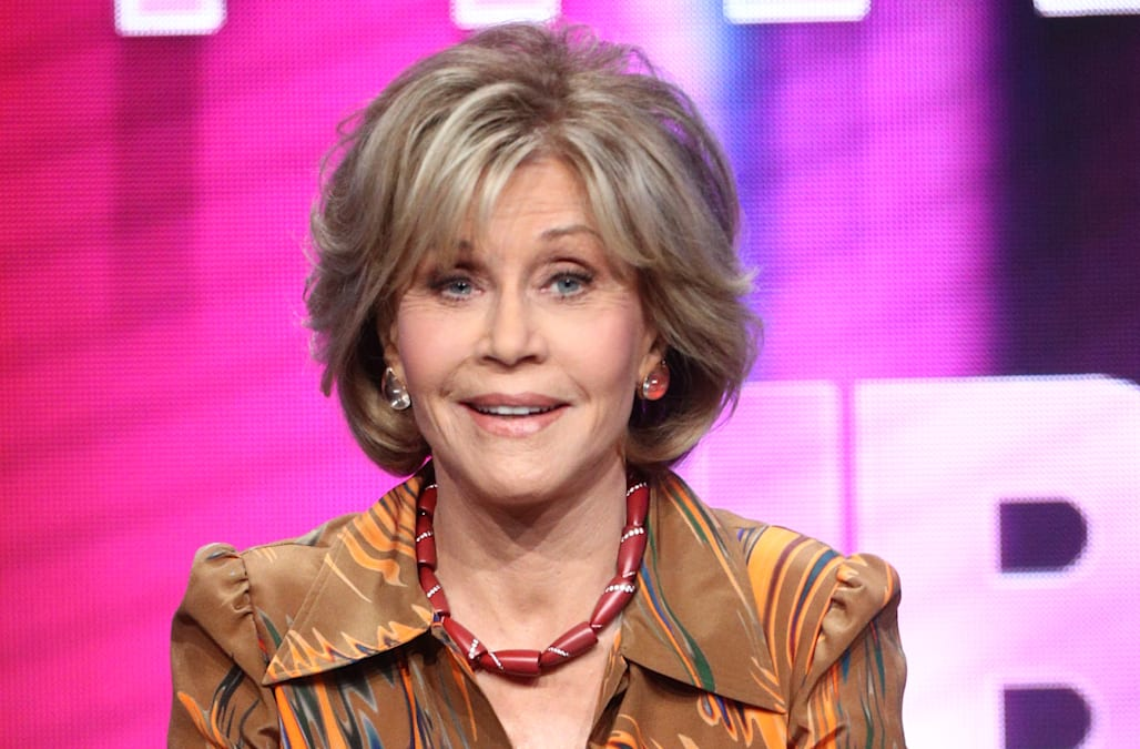 Jane Fonda Admits She Loves Porn Is Not A Fan Of Fifty Shades Book Series