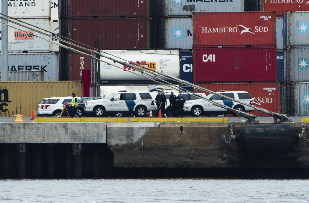 US Customs just seized a ship owned by JPMorgan after
