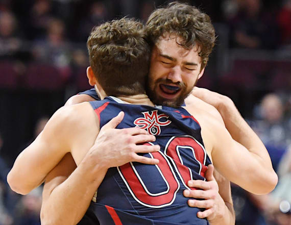 Most likely March Madness upsets according to Vegas
