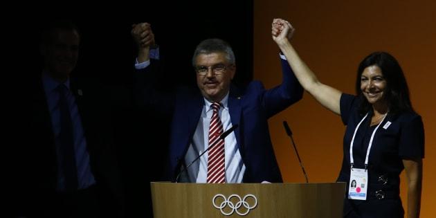 Jeux olympiques: Los Angeles choisit 2028 et laisse le champ libre à Paris pour 2024