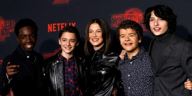 """Les acteurs de """"Stranger Things"""" voient leur salaire exploser pour la saison 3"""