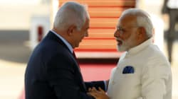 PM Modi Calls His Israel Visit 'Groundbreaking' As He Is Welcomed By Counterpart