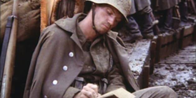 """Richard Thomas in una scena del film """"Niente di nuovo sul fonte occidentale"""""""