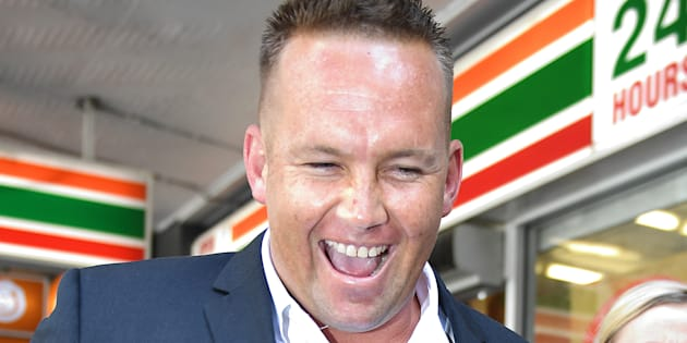 Matthew Scown Laughs After Walking Free Over Stepson's Death And The Queensland Premier Is Disgusted