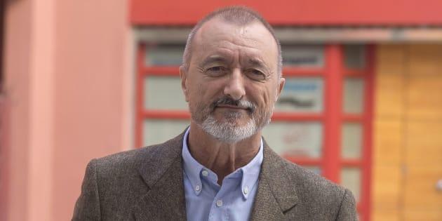 El escritor Arturo Pérez-Reverte, en una imagen de archivo de 2015.