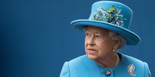 Queen Elizabeth II was once almost shot by a palace guard who mistook her for a late-night prowler.