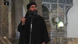 Islamic State Chief Baghdadi Targeted In Air Strike, Says Iraqi