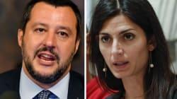 Salvini riceverà la Raggi: