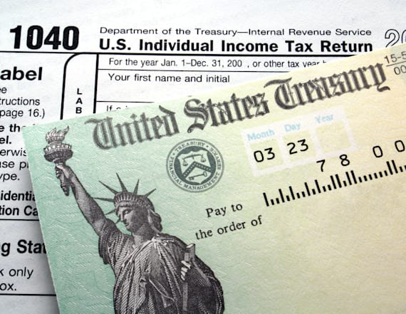 No. 1 thing Americans do with their tax refund