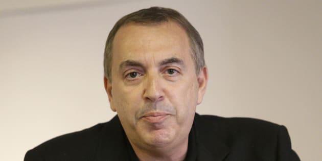 Affaire Morandini: Patrick Poivre d'Arvor va-t-il réussir là où la grève d'i-Télé a échoué?  (Photo: Jean-Marc Morandini le 19 juillet 2016 lors d'une conférence de presse à Paris)