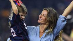 Gisele Bündchen première supportrice de son mari Tom Brady au