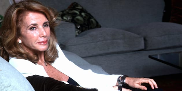 Morta Sandra Verusio, protagonista dei salotti romani