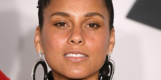 La chanteuse Alicia Keys va produire un biopic sur le chorégraphe afro-américain Alvin Ailey .