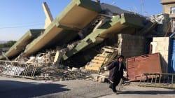 FOTOS: el devastador sismo en Irak e