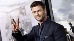 Chris Hemsworth explica por qué se enfrentó con unos