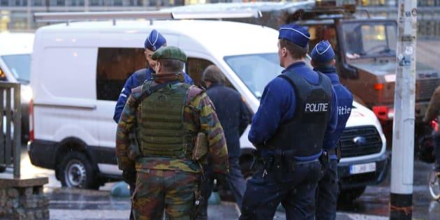 La police belge déjoue un attentat en France, un couple d'origine iranienne inculpé