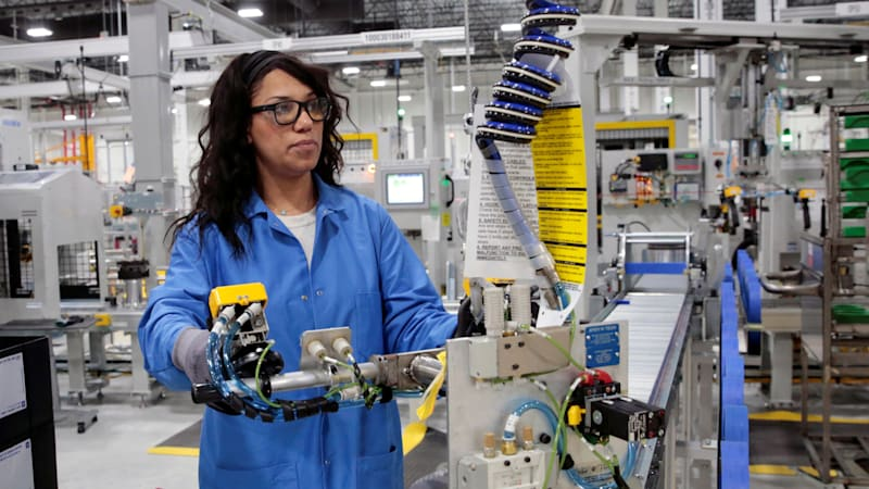 GM job offers scattered all over the map pose tough choices for workers