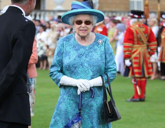 Why Queen Elizabeth always wears gloves