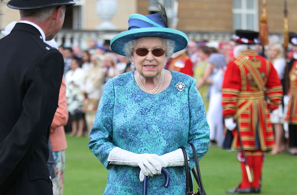 a11bdd3950e6 Why Queen Elizabeth always wears gloves—and more secrets from her glove  maker