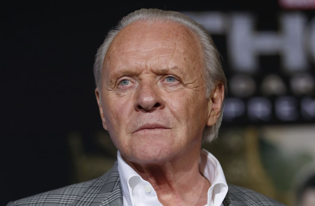 Anthony Hopkins doesn't 'care' if estranged daughter has ...